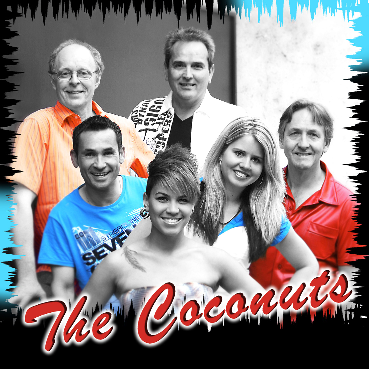 The Coconuts sextett