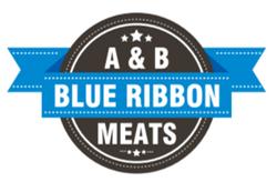A&B Meats Logo