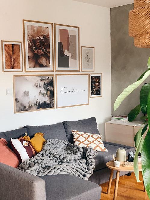 XL Merino Blanket (140 x 180 cm)