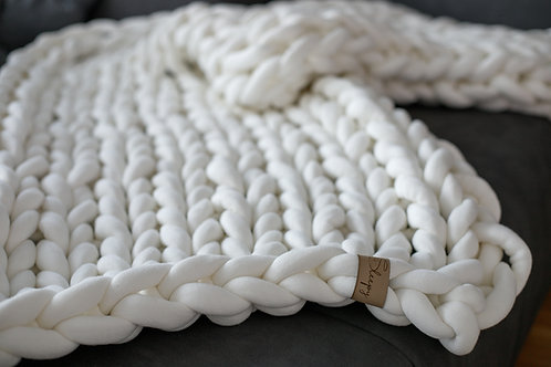 XXL Cotton Blanket (200 x 200 cm)