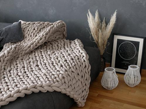 XL Cotton Blanket (140 x 180 cm)
