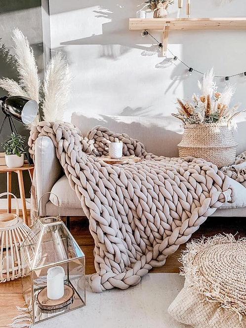 Medium Cotton Blanket (110 x 140 cm)