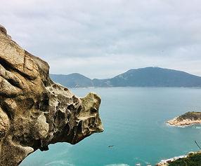 Rhino Rock Hike Hong Kong