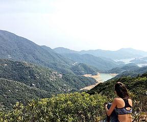 Jardine's Lookout Hike Hong Kong