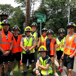 CHFD in the Community