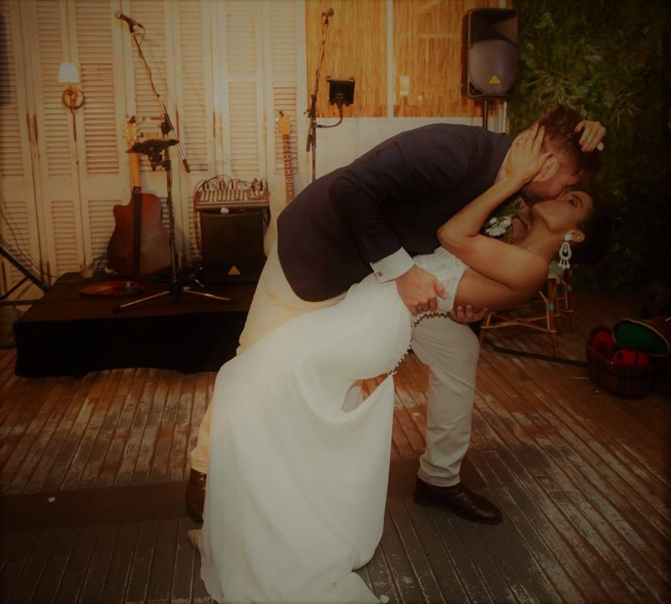 The wedding dance