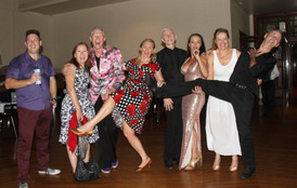 Happy Times at our Ball