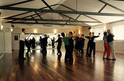 Sydney Ballroom Classes