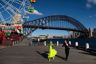 Luna Park Sydney Ballroom Dancing
