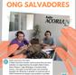 O início da ONG Salvadores