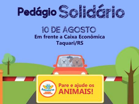 EVENTO: Pedágio Solidário