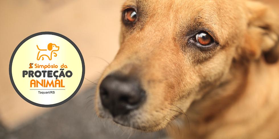 1º Simpósio da Proteção Animal - Taquari/RS