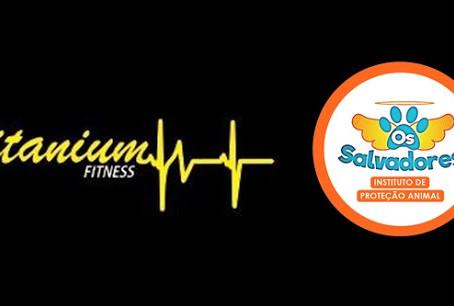 Academia Titanium Fitness promove dia especial a comunidade e destinará doações a ONG SALVADORES