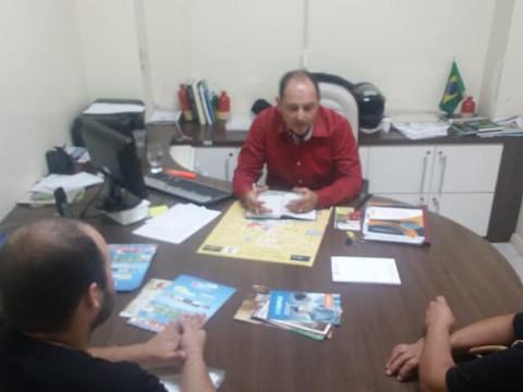 ONG SALVADORES se reúne com o Presidente da Câmara de Vereadores de Taquari/RS