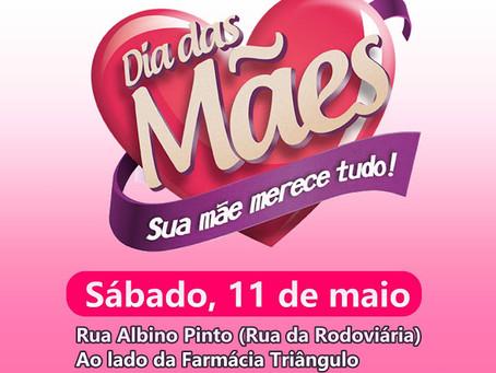 Instituto OS SALVADORES realizará BRECHÓ ESPECIAL de Dia das Mães para arrecadar fundos