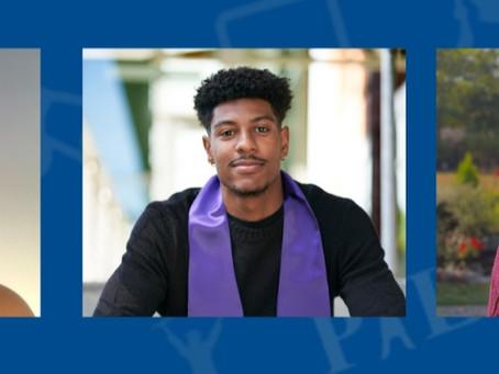 Palmer Scholars Legacy Application Opens; 3 Scholars Lead Recruitment Efforts