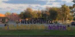 Welcome back sign.jpg