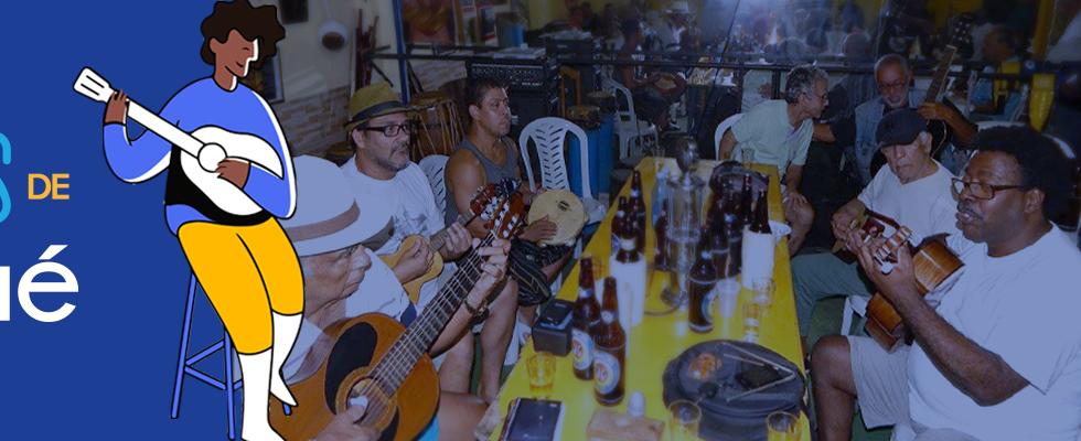 Confraria  Samba Choro e Poesia