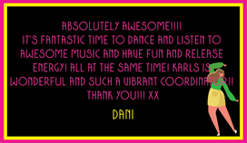 Dani's lovely LOAD Review