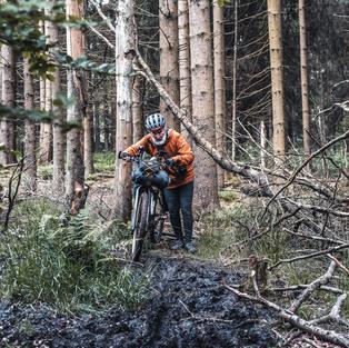 300 km Gravel ride