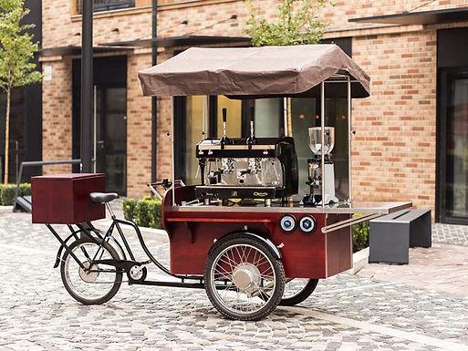 "Gastrobike: Kaffeefahrrad ""Ana"""