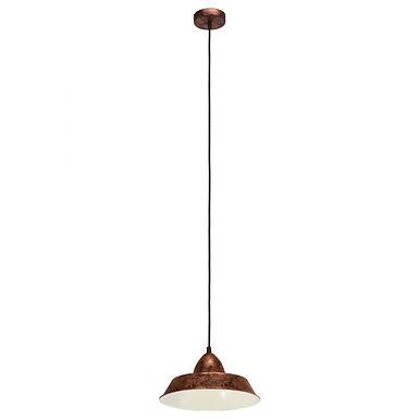 "Kupferlampe ""Wilten"""