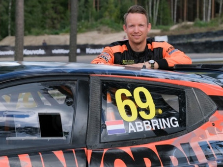ABBRING SET FOR FIRST FULL WORLD RX SEASON WITH UNKORRUPTED