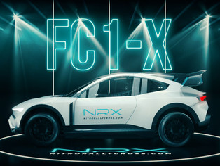 """""""NITRO RALLYCROSS UNVEILS BODYWORK FOR ONE OF THE FASTEST RACE CARS ON EARTH"""""""