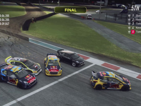 WORLDRX ESPORTS ATTRACTS OVER 1,24M VIEWERS