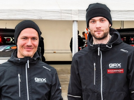 GRONHOLM AND SZABO SET TO MOUNT WORLD RX TITLE TILT WITH GRX