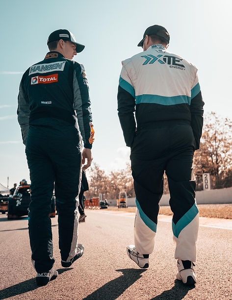 BENNETT AND XITE RACING TARGET SEMI-FINALS AT SPA-FRANCORSHAMPS