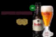 Budels Bier Zware Dobber Biologisch