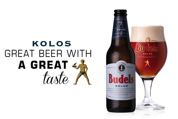 Budels Bier Kolos