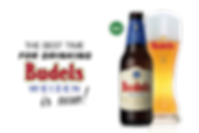 Budels Bier Weizen Biologisch