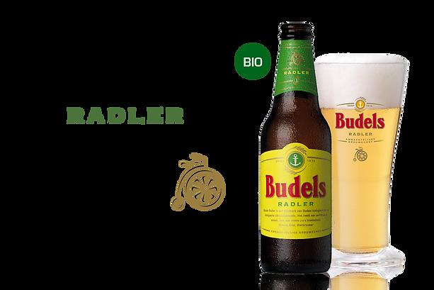 Budels Radler Biologisch