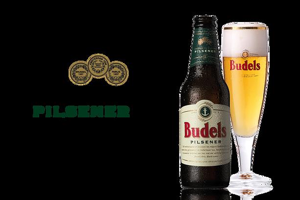 Budels Bier Pilsener
