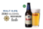 Budels Bier Malt 0,0% Biologisch