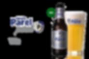 Budels Bier Witte Parel Biologisch