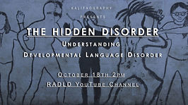 The Hidden Disorder video front page
