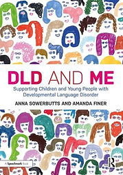 DLD and me book cover