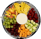 The Gathering Catering party bounce kids childrens event wedding shower birthday catering fruit tray