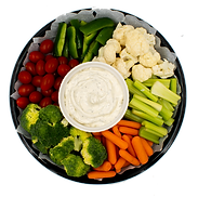 The Gathering Catering party bounce kids childrens event wedding shower birthday catering veggie tray