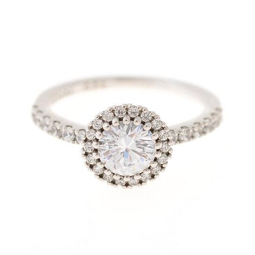 プラチナ・ダイヤモンドリング