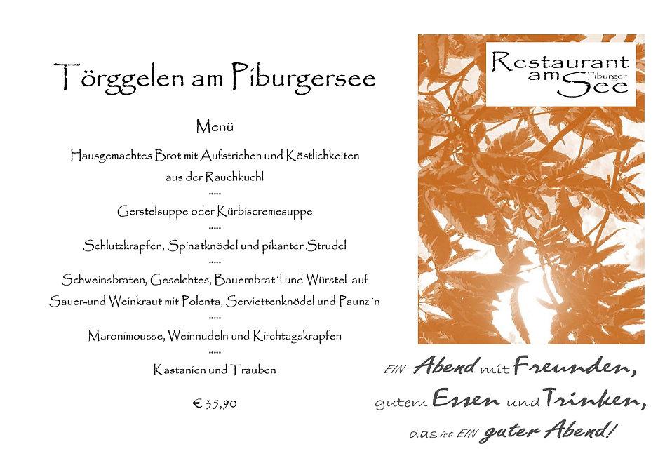 Törggelen Oetz Oetztal Piburg Piburgersee Tirol Oberland 2019 Herbst