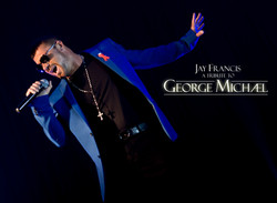 George Michael Tribute Jay Francis 3