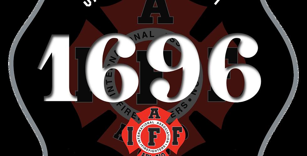 Local 1696 Logo Sticker