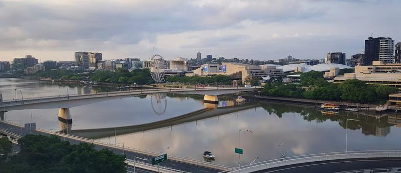 Celiina Hurworth -  Brisbane River.jpg
