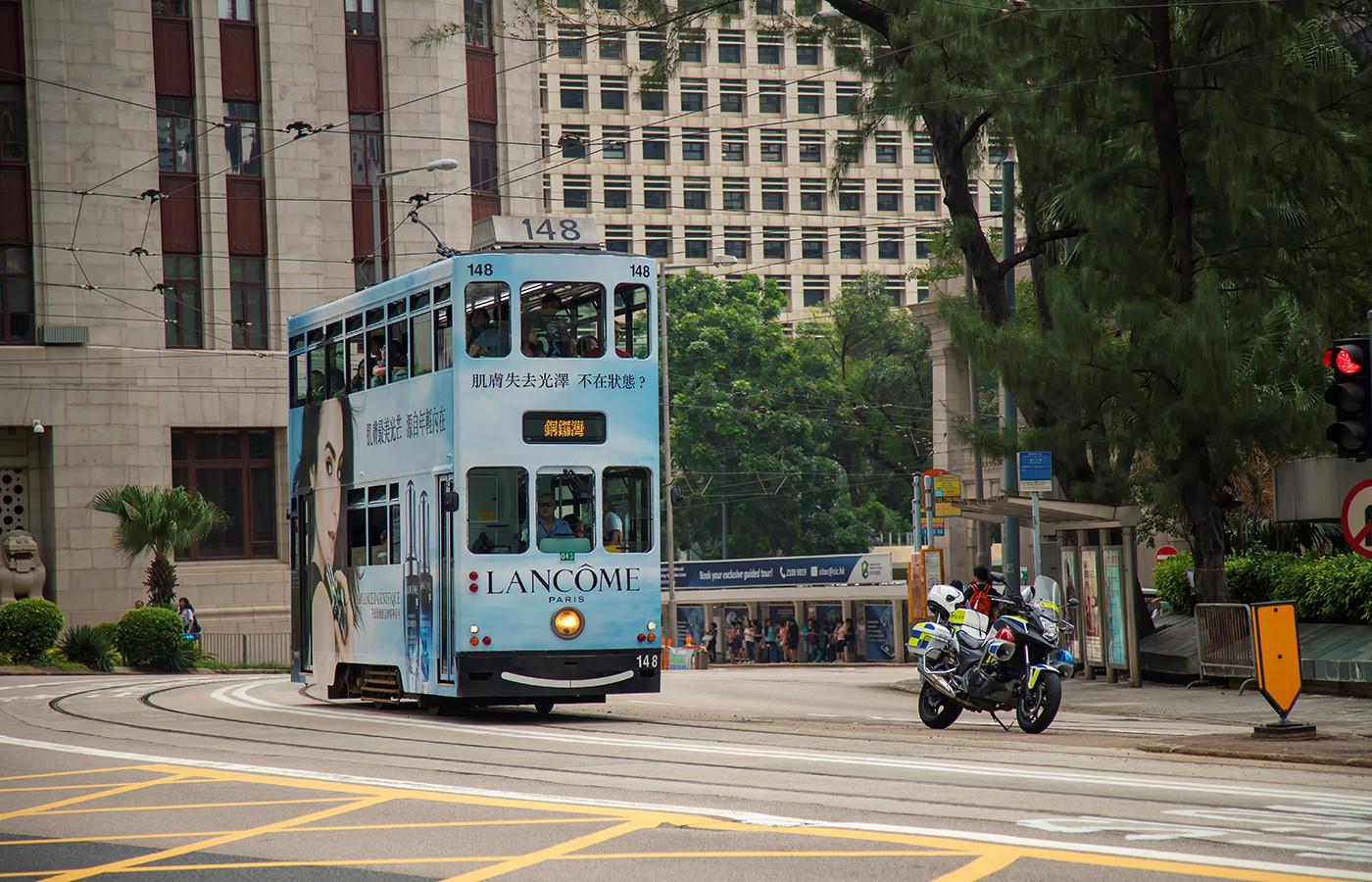 Margaret Kossowski - Ride in Hong Kong MERIT