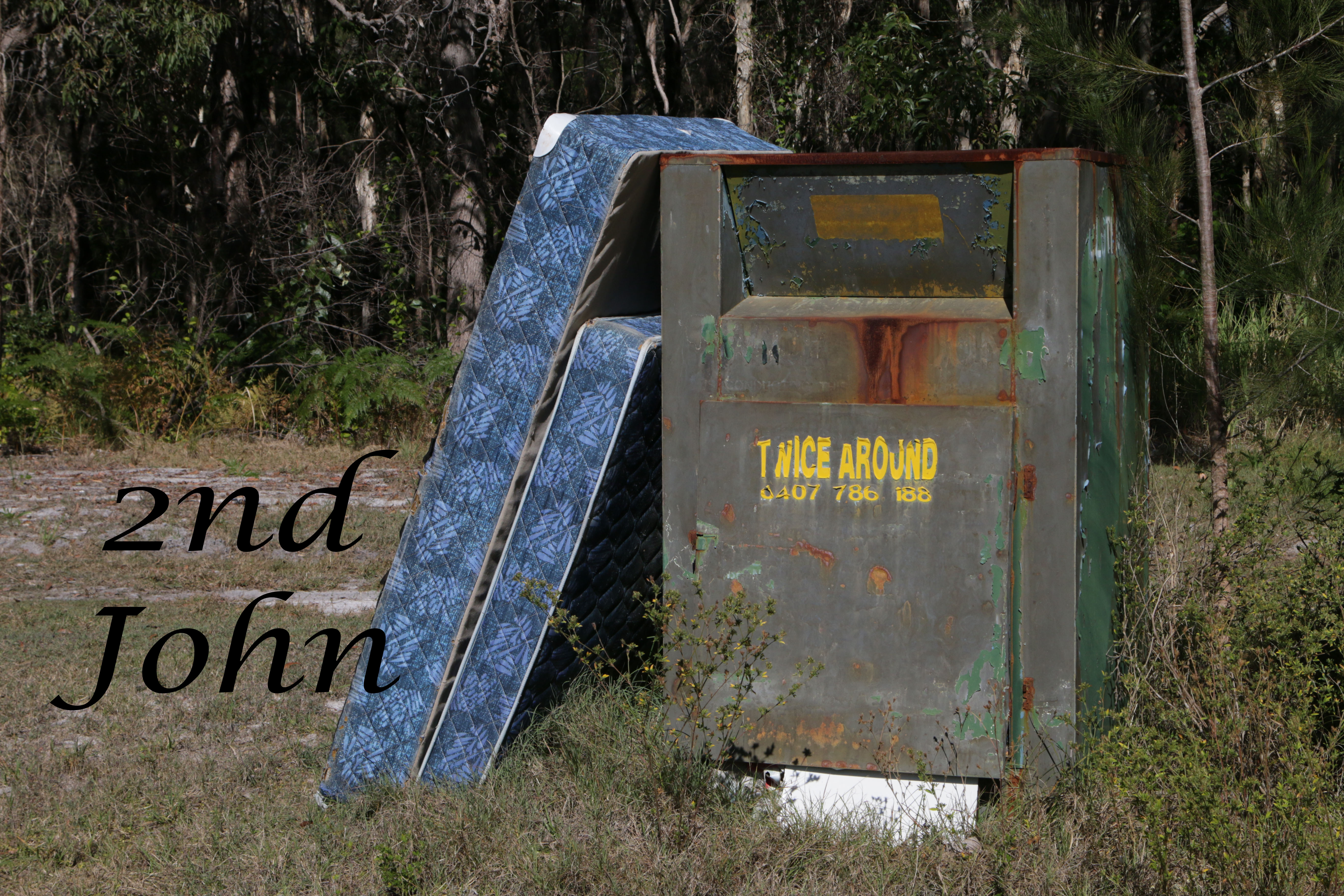 Environ Trash 2nd John