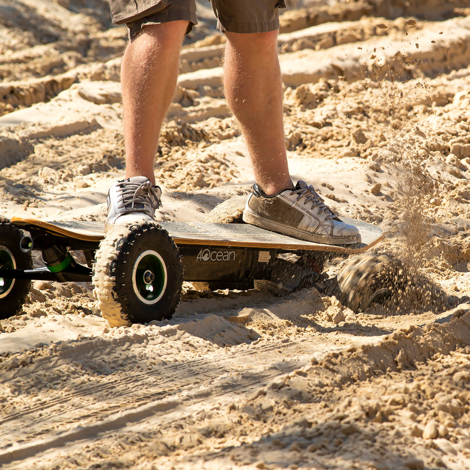 Warren Thomson - Sand buggy HONOUR